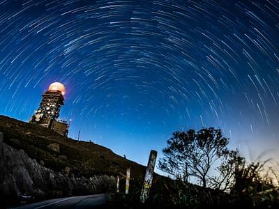 拍下繁星 – 星空風景攝影