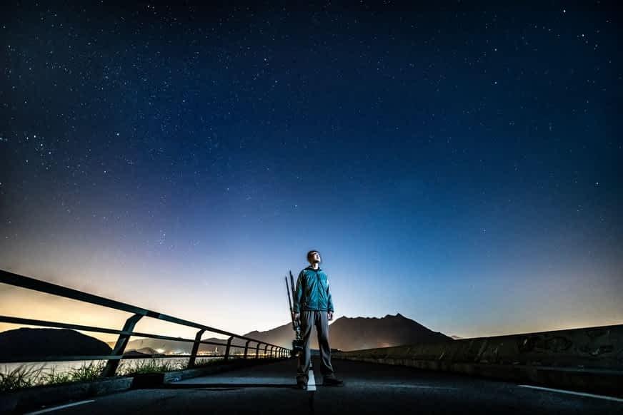 拍下繁星 - 星空風景攝影